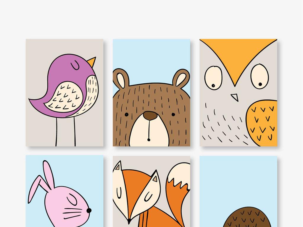 我图网提供精品流行简约动物儿童房矢量装饰画素材下载,作品模板源文件可以编辑替换,设计作品简介: 简约动物儿童房矢量装饰画 矢量图, RGB格式高清大图,使用软件为 Illustrator CS6(.ai) 简约动物儿童房矢量装饰画 简约动物儿童房Ai矢量装饰画 简约动物儿童房装饰画 动物儿童房矢量装饰画 动物矢量装饰画 儿童房矢量装饰画
