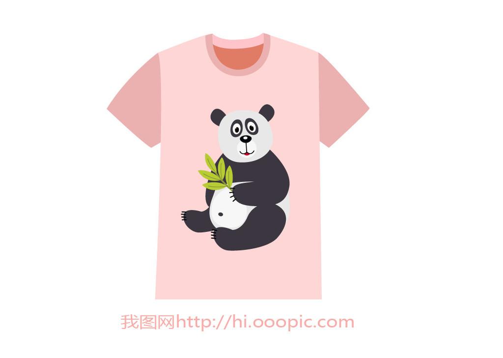 儿童t恤手绘图案-40