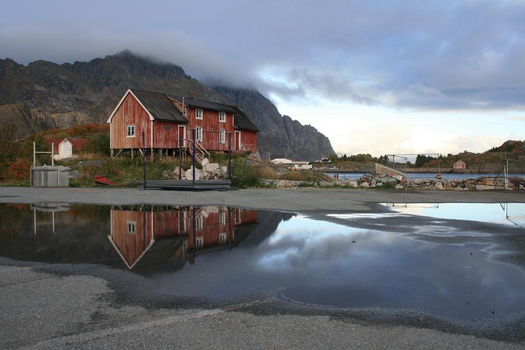 挪威罗弗敦群岛4k风景图片