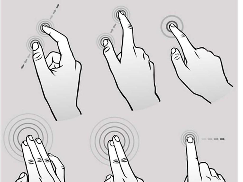 人物手势手型举手人物动作手势各种手势击掌ok手