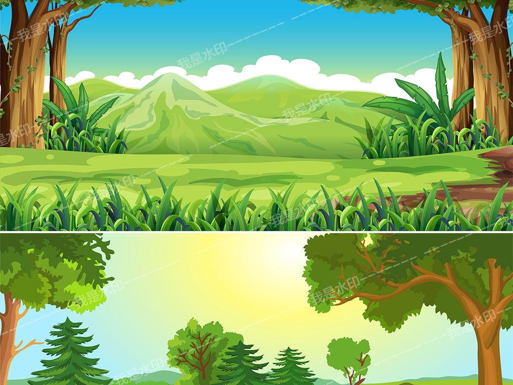 木头鹿动物自然大自然户外越野树林背景森林背景丛林背景风景背景景色