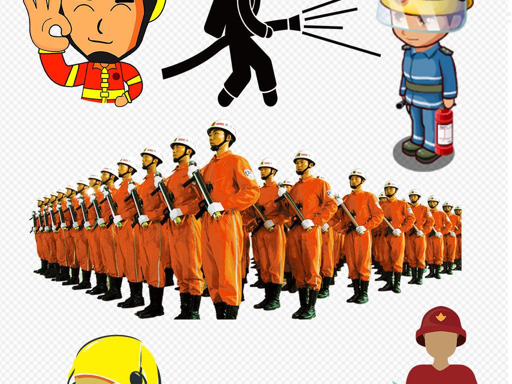消防标志安全警钟长鸣
