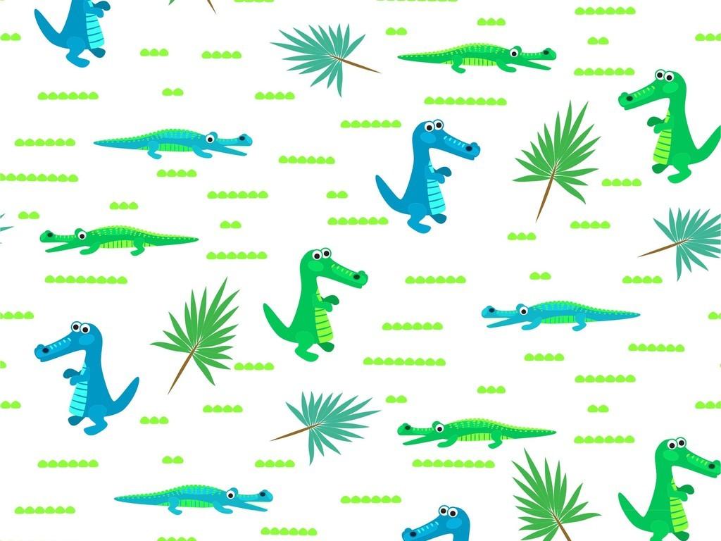 我图网提供精品流行卡通图案卡通恐龙动物植物花卉叶子循环花型素材下载,作品模板源文件可以编辑替换,设计作品简介: 卡通图案卡通恐龙动物植物花卉叶子循环花型 矢量图, RGB格式高清大图,使用软件为 Illustrator CS3(.ai) 卡通鸟印花图案 卡通循环图案 树叶卡通图案