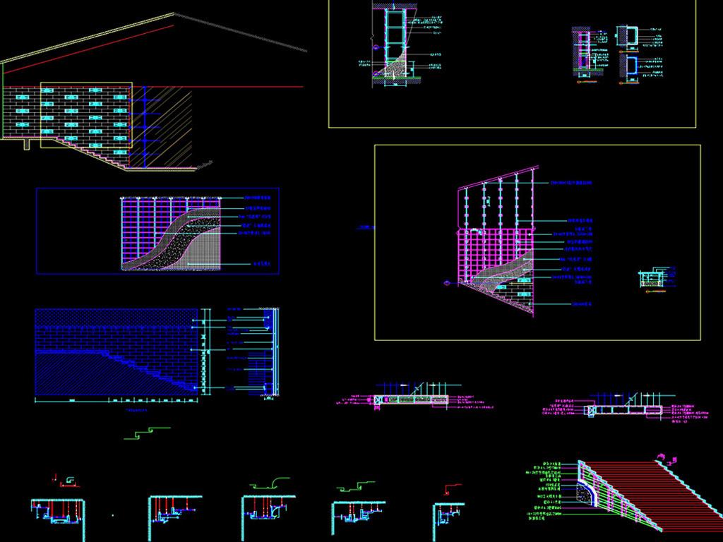 我图网提供独家原创天花施工图室内吊顶结构图龙骨吊顶正版素材下载, 此素材为原创版权作品,作品,作品体积为,是设计师psy128在2017-06-21 10:17:36上传, 素材尺寸/像素为-高清品质图片-分辨率为, 颜色模式为,所属全套家装CAD分类,此原创格式素材图片,素材中如有人物画像仅供参考禁止商用。 吊顶造型大样 各种吊顶大样图 天花吊顶素材CAD图库 天花剖面图 整木吊顶 整木天花 天花大样图 吊顶大样图 中式欧式天花吊顶造型CAD图库 天花吊顶大样图 天花吊顶 吊顶 结构图 吊顶天花 室内天