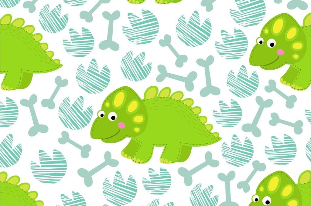 产品图案设计 服装/配饰印花图案 卡通图案 > 卡通图案卡通动物恐龙