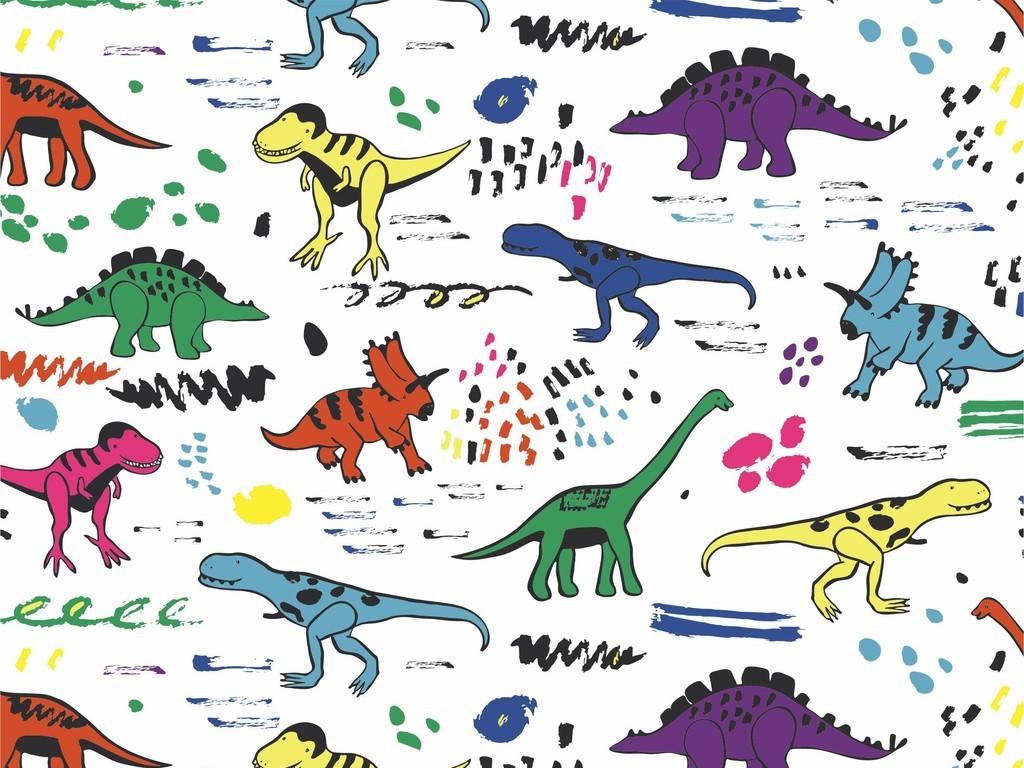 我图网提供独家原创卡通动物可爱恐龙抽象图案小清新童装面料图正版素材下载, 此素材为原创版权图片,图片不可商用,图片编号为16637541,作品体积为,是设计师mail29166311在2017-06-25 21:24:13上传, 素材尺寸/像素为-高清品质 矢量图图片-分辨率为, 颜色模式为 RGB,所属卡通图案分类,此原创格式素材图片已被下载0次,被收藏76次,作品模板源文件下载后可在本地用软件 Illustrator CS3(.