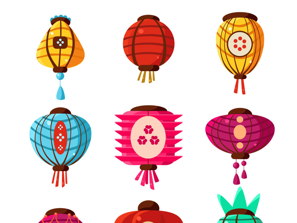中国传统灯笼