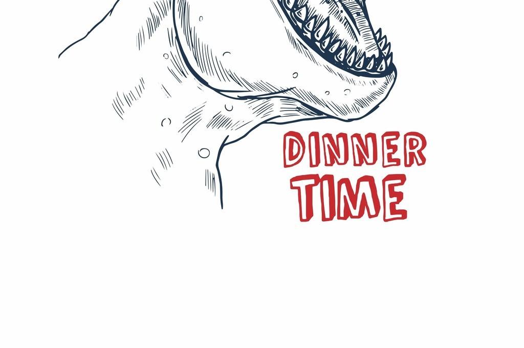 > 彩绘恐龙图案鸭舌帽眼睛英文字母印花  版权图片 设计师 : mail