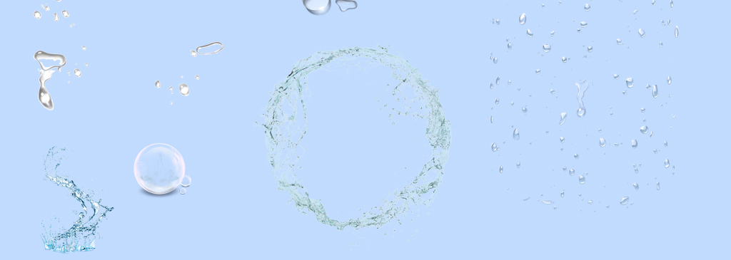 水滴手绘水花海浪水花素描水珠梦幻透明分子化学水珠水滴水滴素材透明