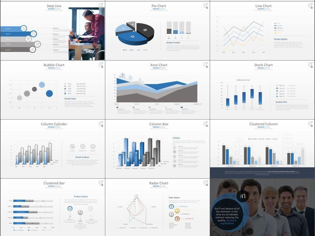务介绍销售策略服务领域项目PPT模版