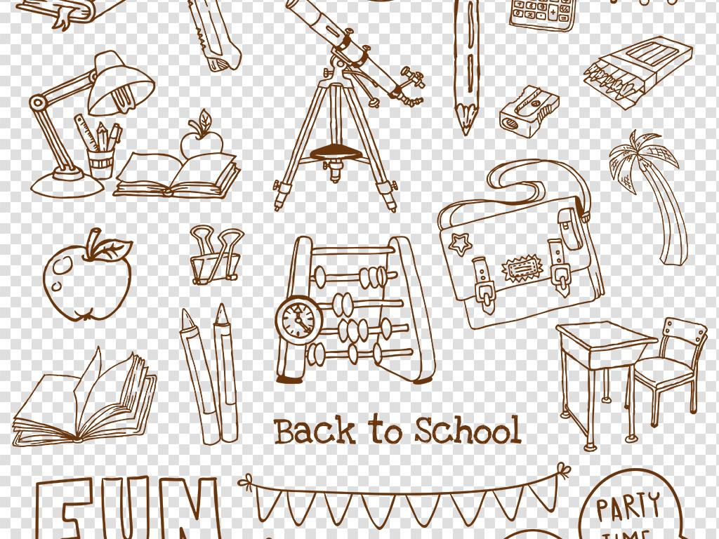 png)儿童幼儿卡通                                  插画手绘