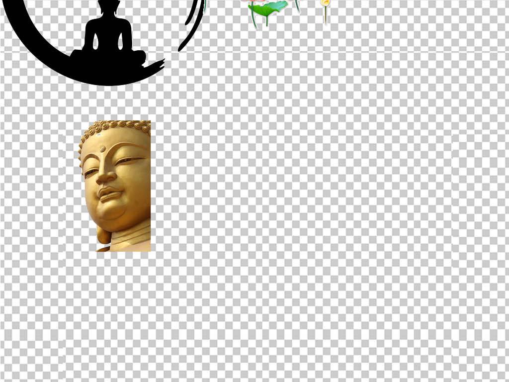 古风古色中国风佛教文化PNG免扣透明背景图片素材 psd模板下载 40.63MB 其他大全 标志丨符号