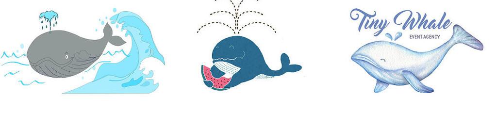 可爱卡通小动物鲨鱼大鱼吃小鱼png素材1图片下载png