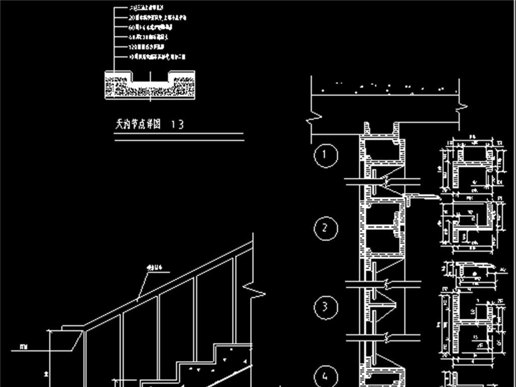 高层宾馆建筑设计图