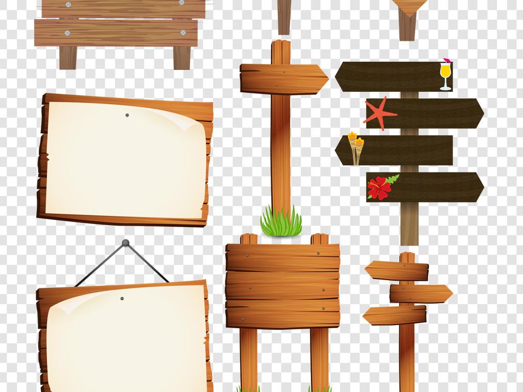 设计元素 其他 装饰图案 > 卡通手绘路牌指示牌png免扣素材  版权图片