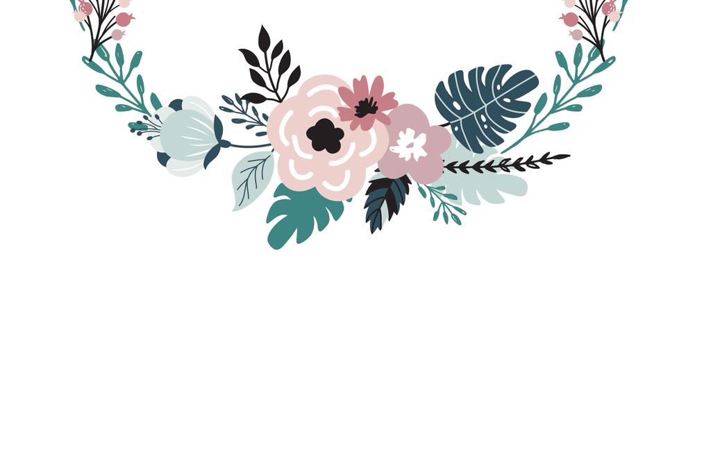 植物卡通手机壁纸