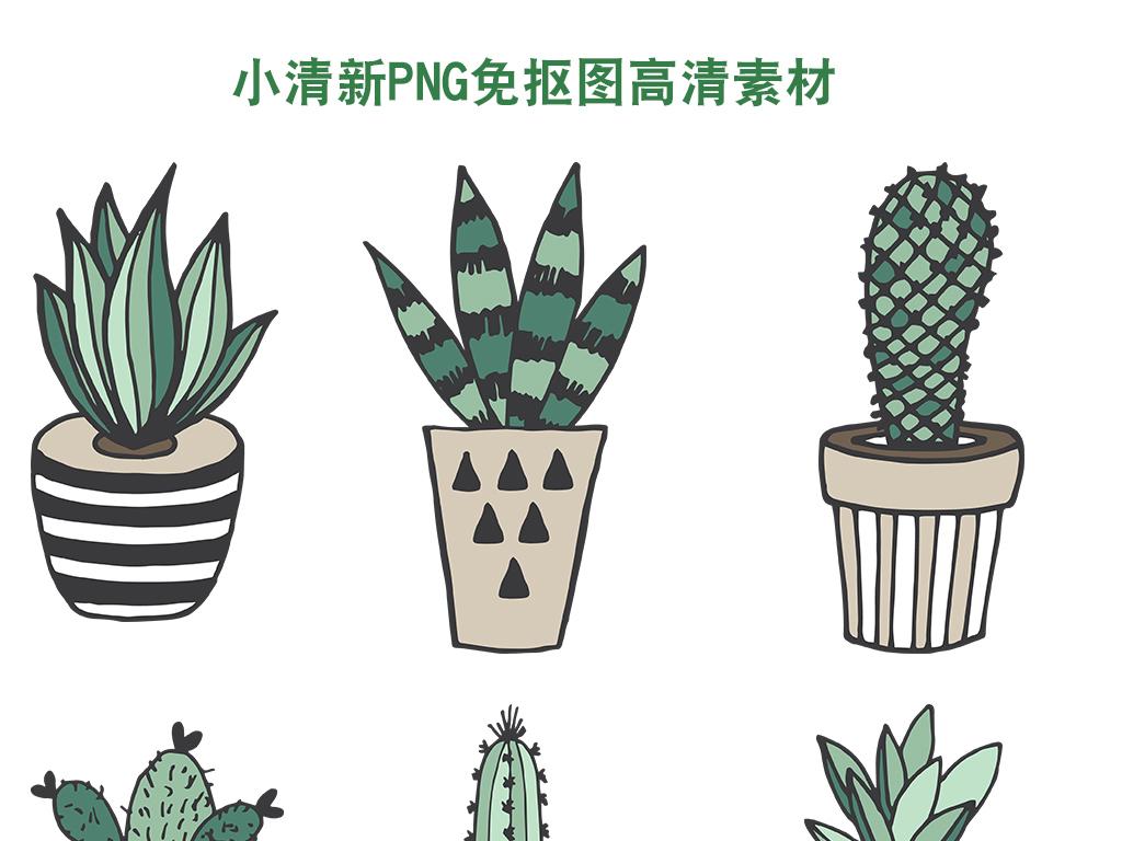 植物多肉清新植物瓶子盆栽植物可爱植物清新可爱小清新背景小清新风格