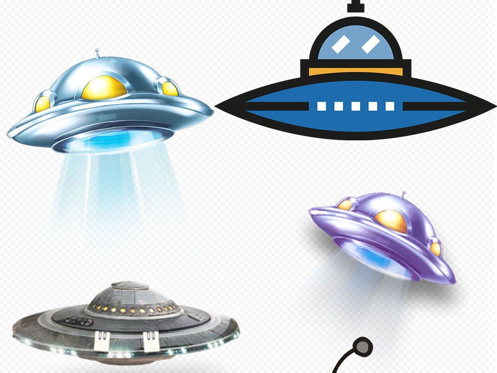 ufo飞船设计图纸