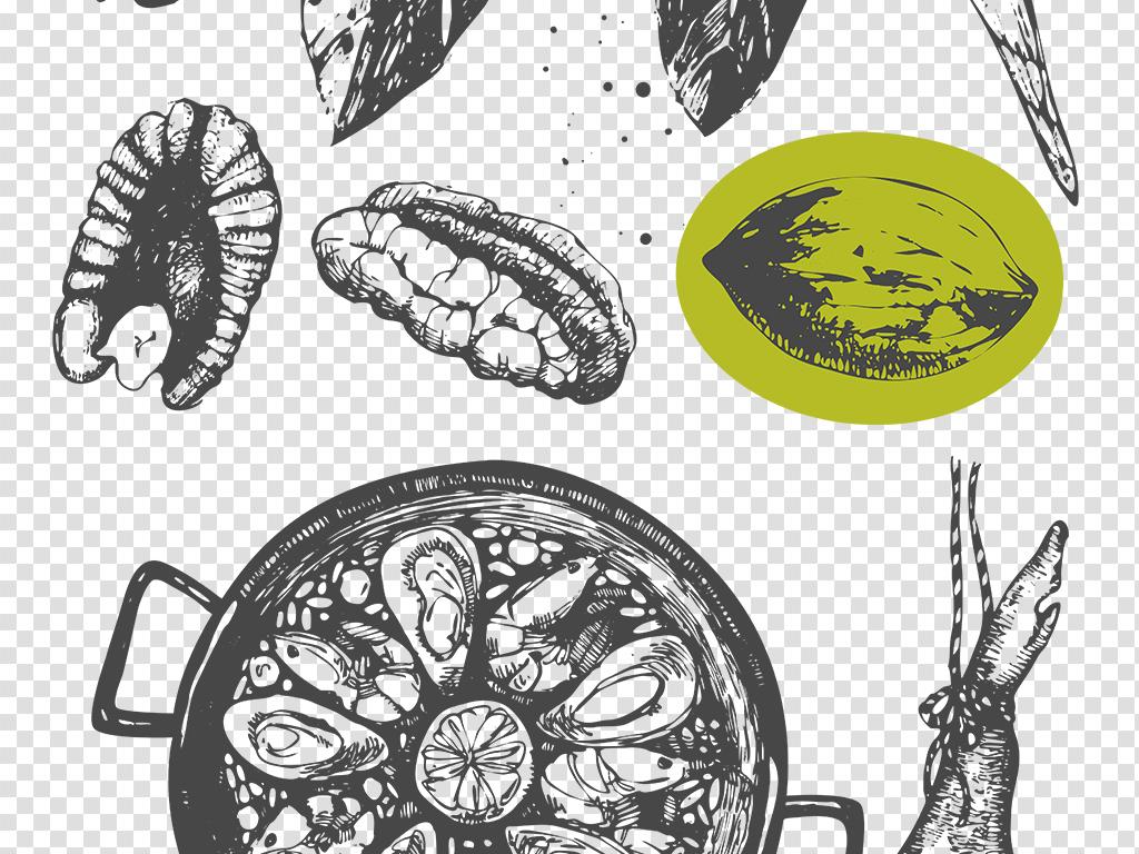 手绘素材蔬果图片食物png免扣图片素材