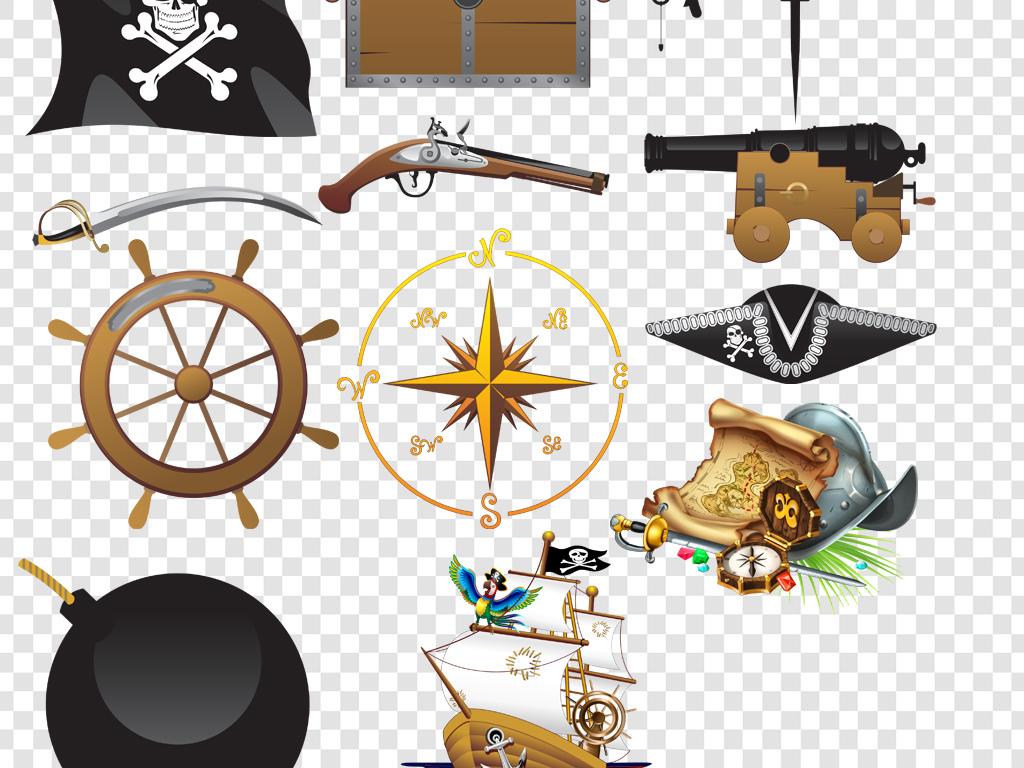 加勒比海盗                                  海盗船航海