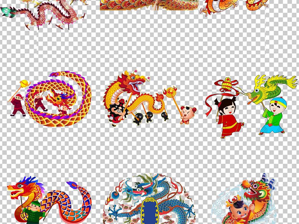 2018狗年节日喜庆展板背景图海报设计