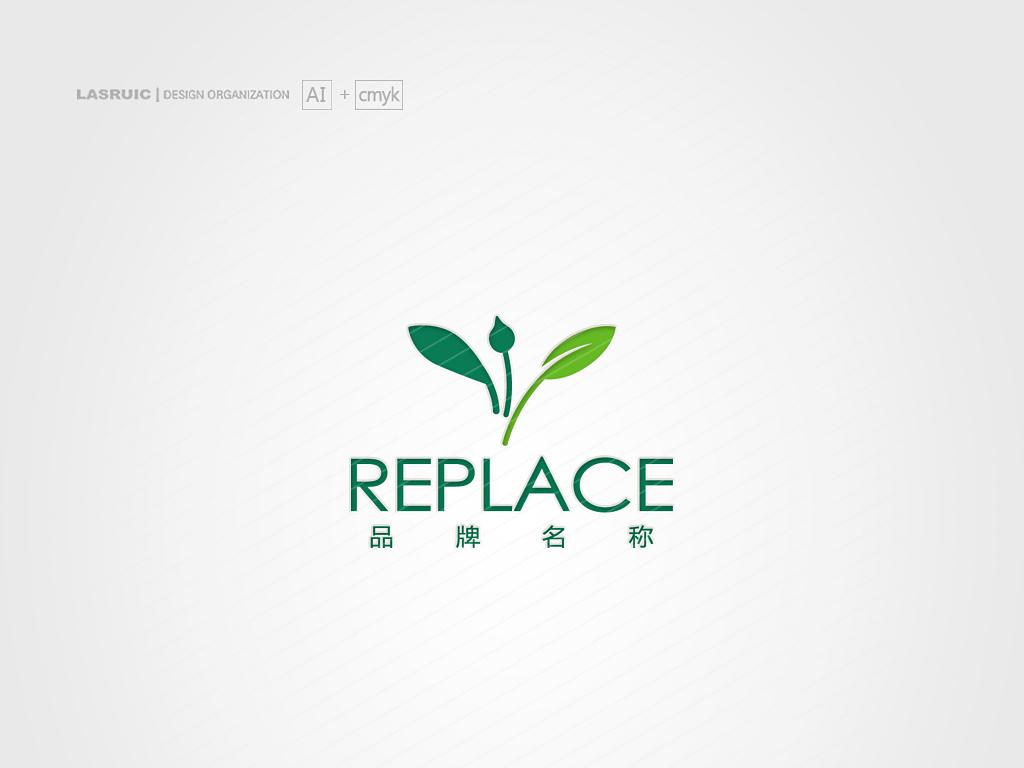 logo设计花艺logo鲜花logo图片