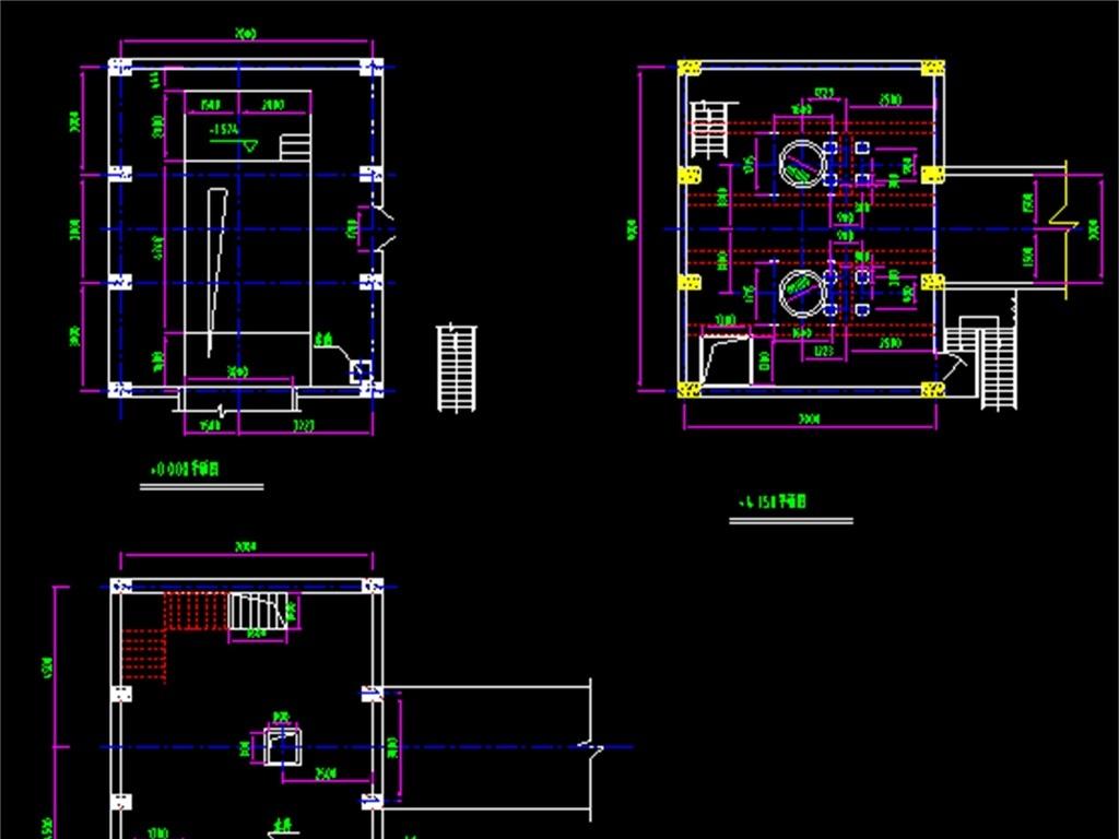 我图网提供独家原创钢结构厂房CAD建筑施工图正版素材下载, 此素材为原创版权图片,图片,作品体积为,是设计师QQ9A61D551在2017-07-13 14:56:26上传, 素材尺寸/像素为-高清品质图片-分辨率为, 颜色模式为,所属CAD图纸分类,此原创格式素材图片已被下载0次,被收藏76次,作品模板源文件下载后可在本地用软件 AutoCAD 2006(.