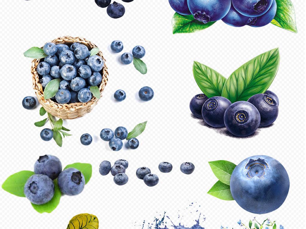 ps海报素材手绘蓝莓素材卡通人物卡通背景卡通动物卡通笑脸卡通小猴子