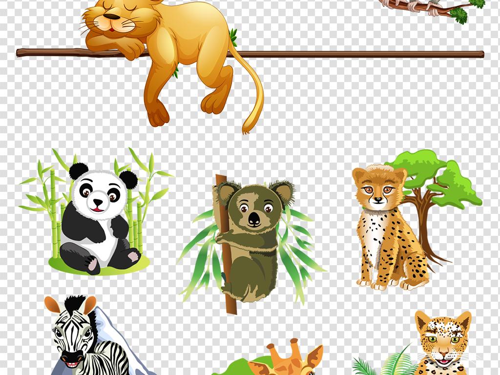 png图片卡通动物图片动物图片动物小动物海底动物野生动物动物剪影