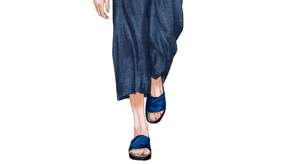 服装手稿 其他手稿 > 时尚男装效果图高清素材装饰画原图手绘设计