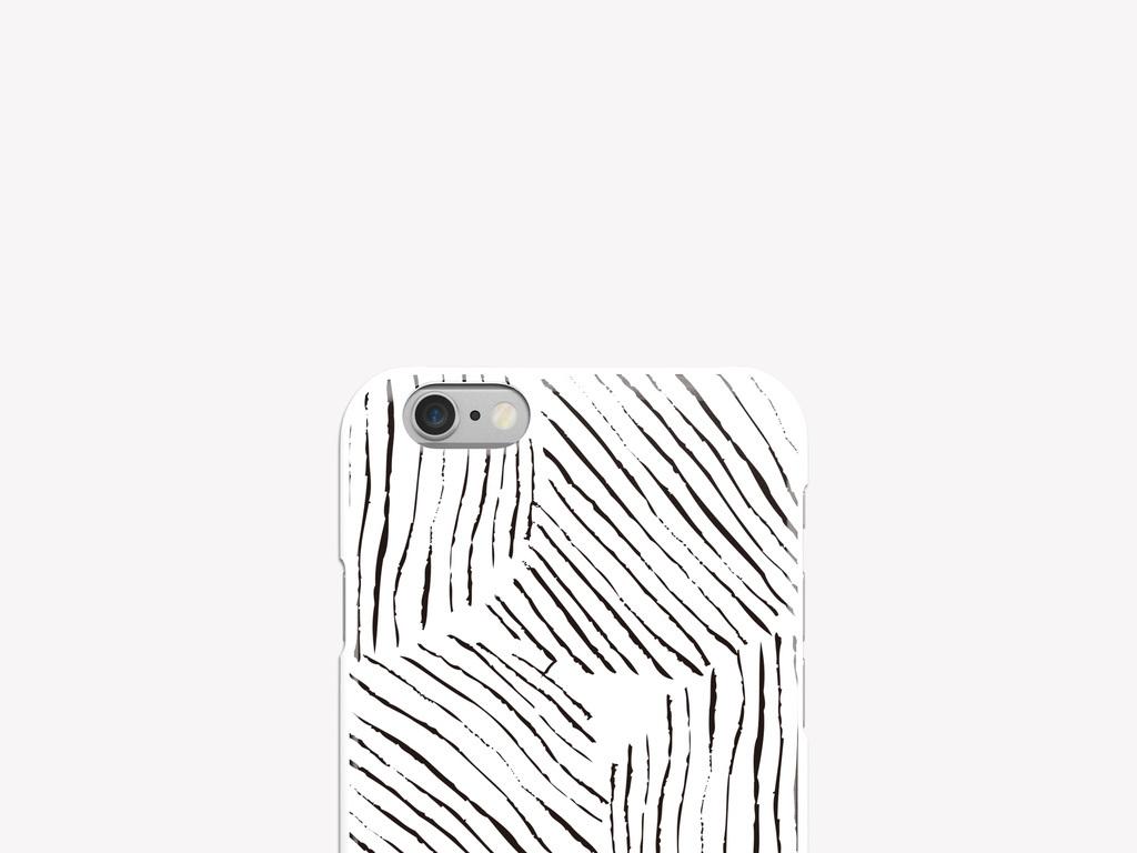 手绘黑白条纹斜纹包装图案高清背景素材