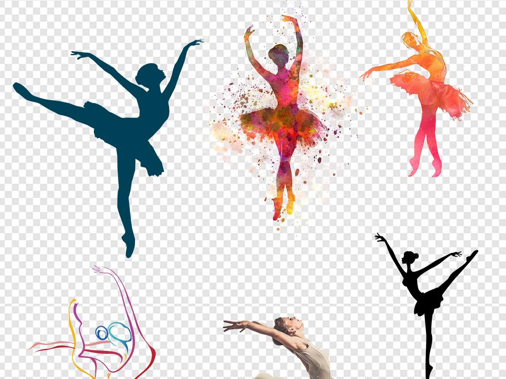 芭蕾舞者舞蹈跳舞免扣素材
