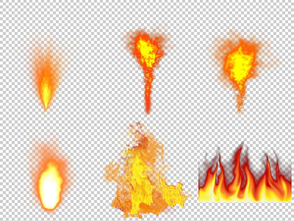 火焰火苗免抠png透明图层素材图片