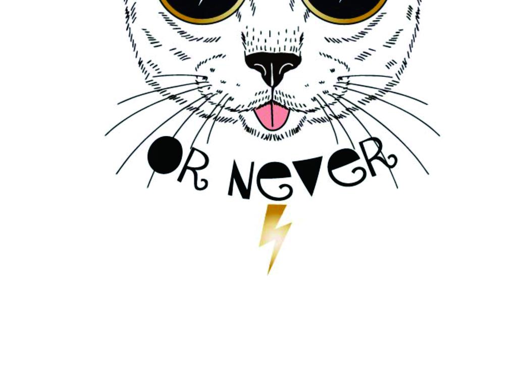 设计元素 自然素材 动物 > t恤图案设计卡通动物老虎  版权图片 设计