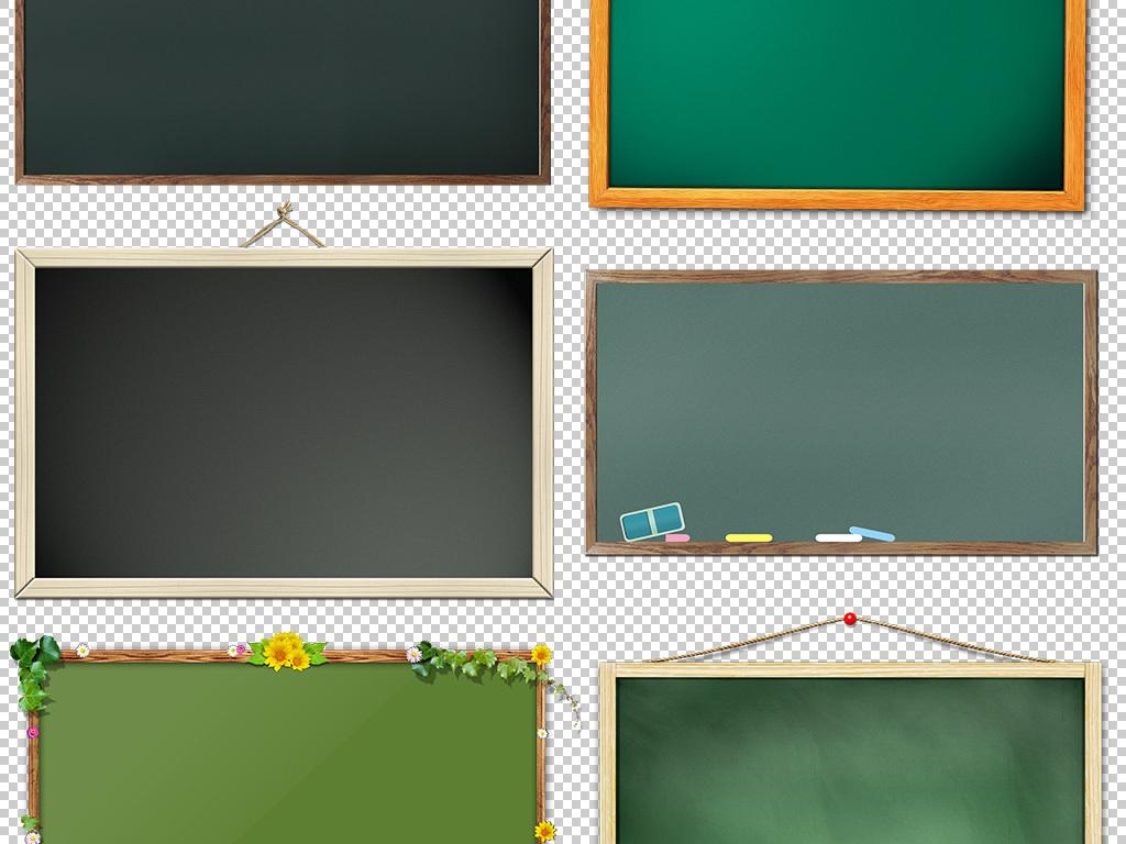 教室手绘黑板                                  儿童