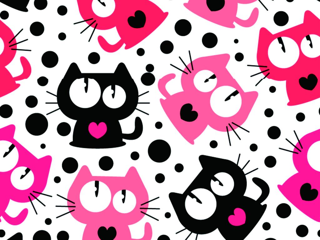 我图网提供精品流行卡通动物猫咪图案背景素材下载,作品模板源文件可以编辑替换,设计作品简介: 卡通动物猫咪图案背景 矢量图, CMYK格式高清大图,使用软件为 Illustrator CS(.ai) AI 矢量图