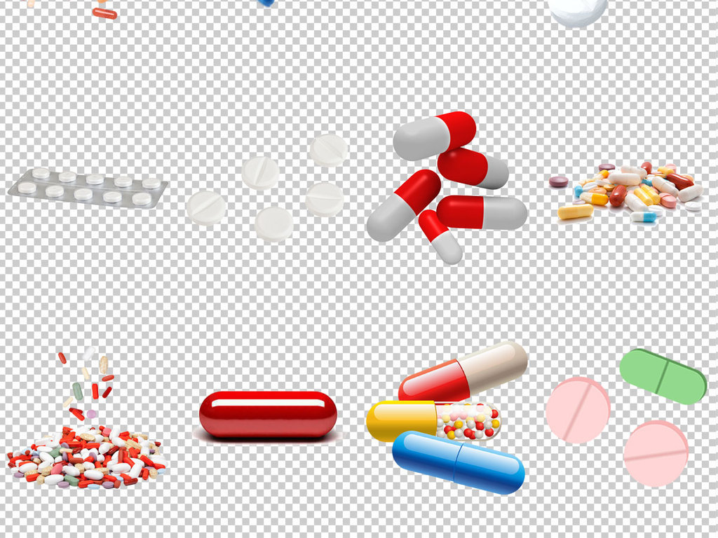矢量图                                  药片胶囊图标小药丸卡通中
