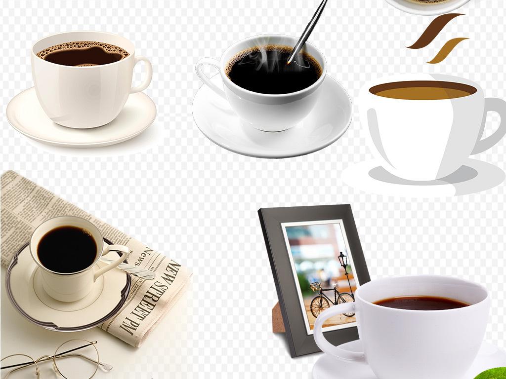 多款咖啡png素材