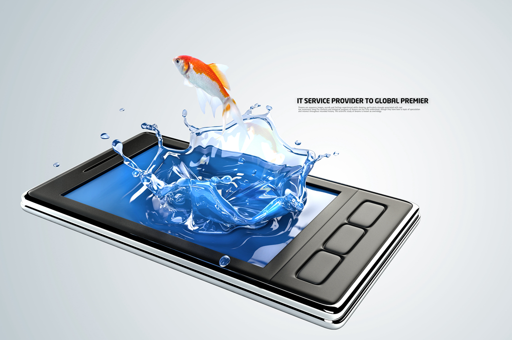 创意手机屏幕跃起的鱼图片设计素材 高清其他模板下载 37.42MB QQA817727CEF36F分享 其他大全