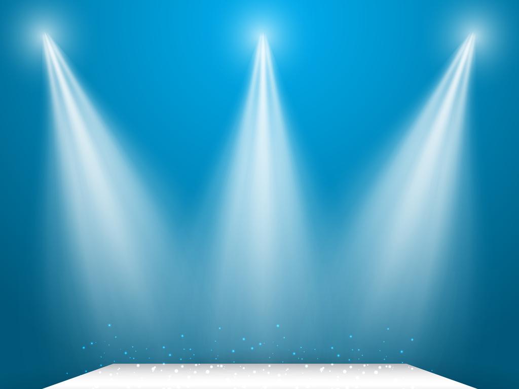 设计元素 背景素材 商务背景 > 聚光灯照射淘宝主图直通车背景设计图片