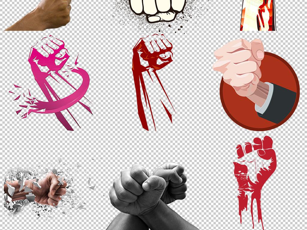 团队创意海报手绘