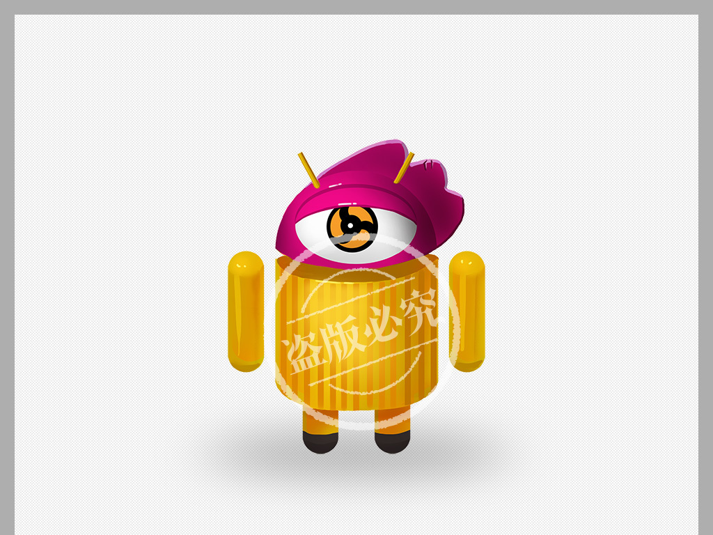安卓机器人-微博