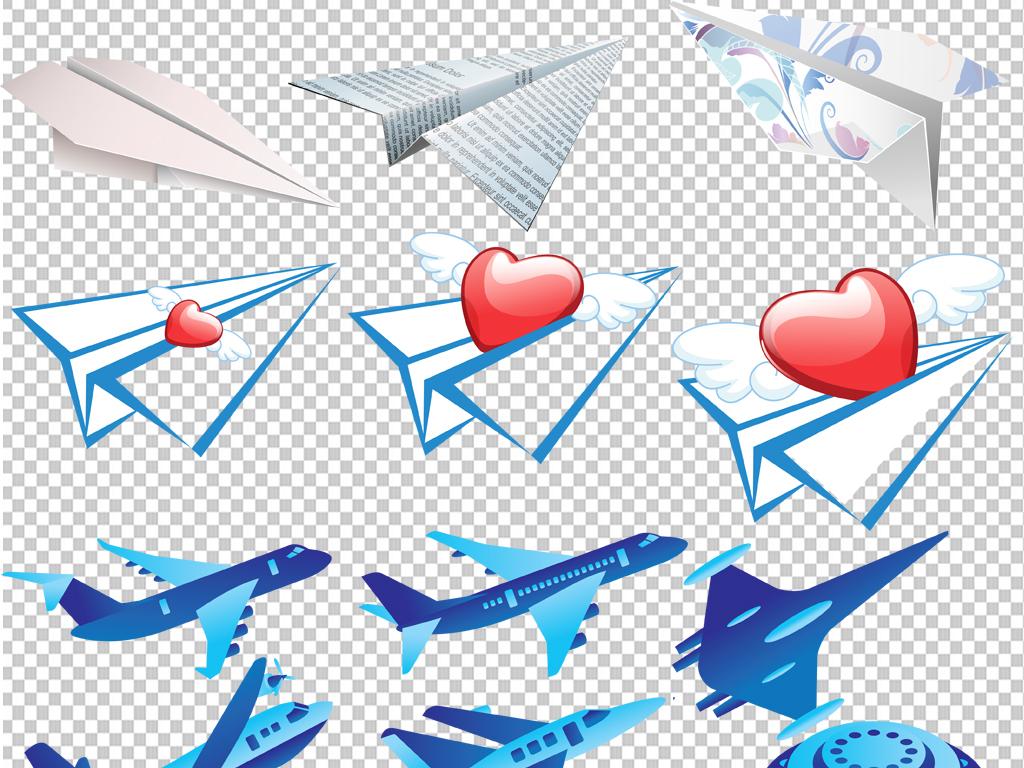素材素材飞机飞机纸飞机纸飞机图片卡通纸飞机矢量纸飞机手绘纸飞机
