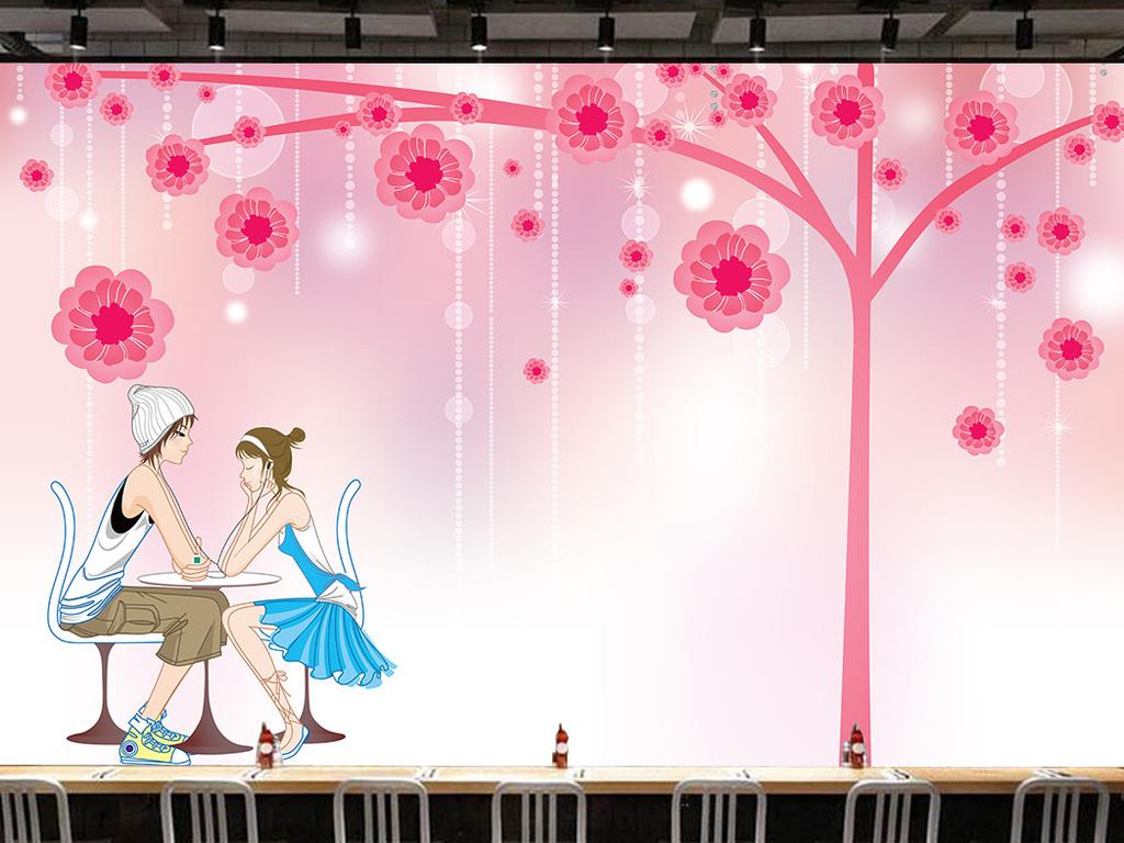 情侣图骑自行车卡通情侣卡通情侣图片卡通小情侣卡通婚纱情侣情侣卡通
