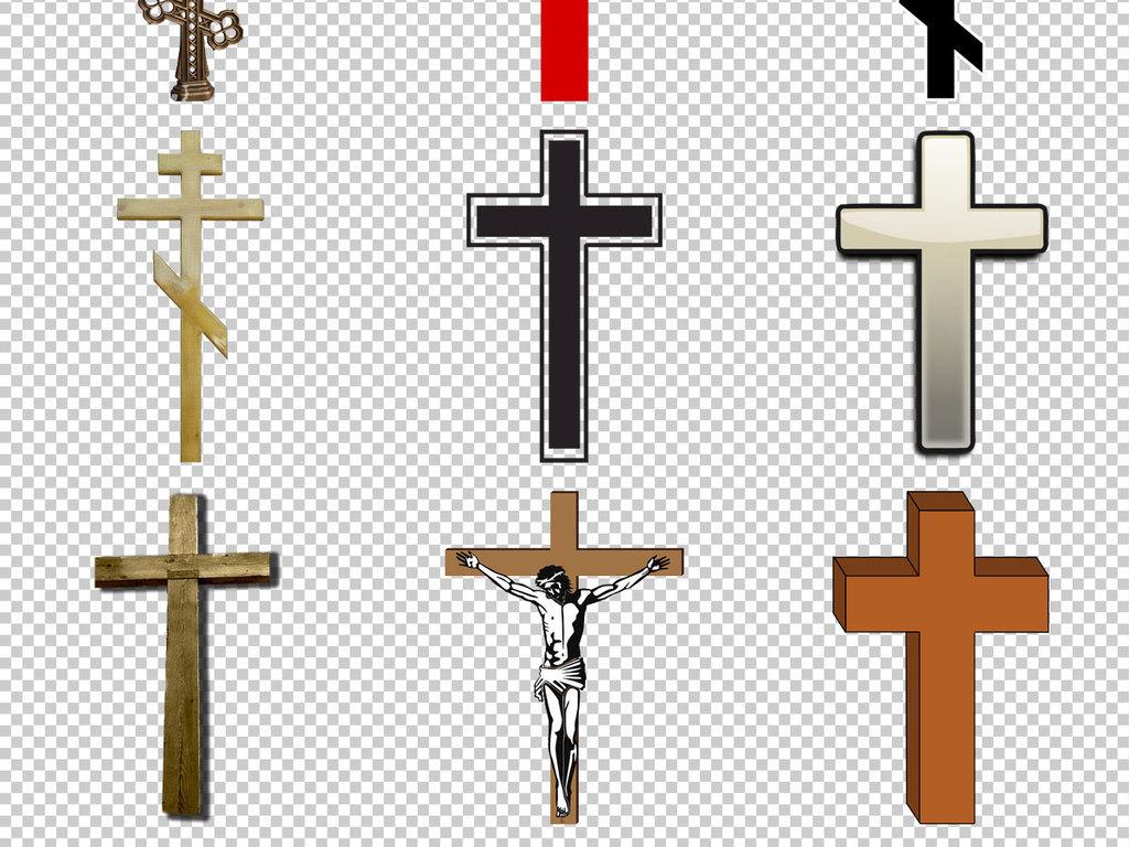 十字架图片免抠png透明图层素材图片