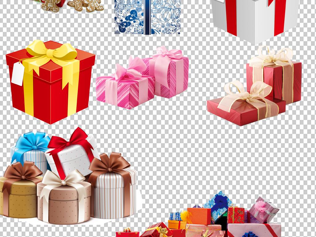 手绘矢量图素材元素礼品盒免抠素材透明素材元素素材素材元素素材透明