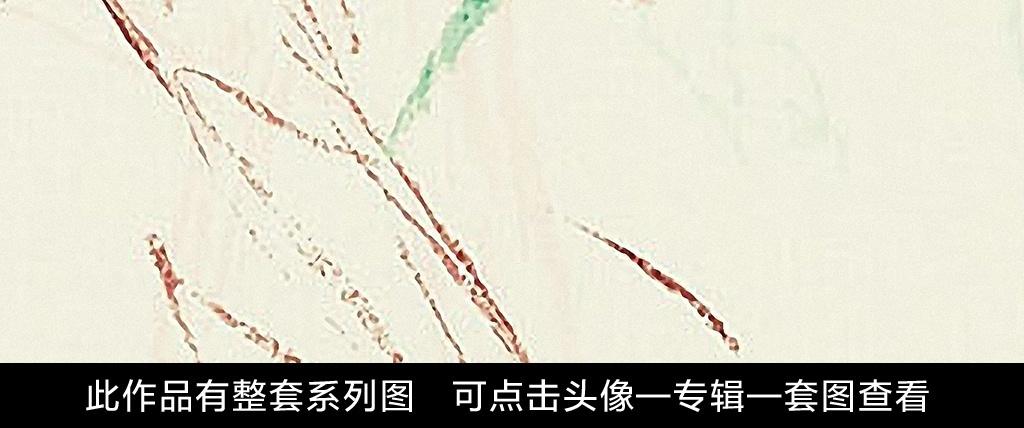 素描白描线描骏马奔跑无框画玄关装饰挂画图片