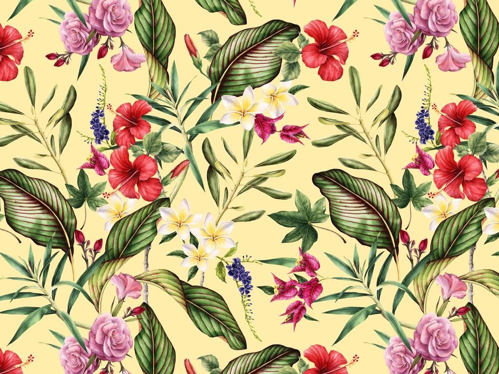 新款热带植物热带花卉