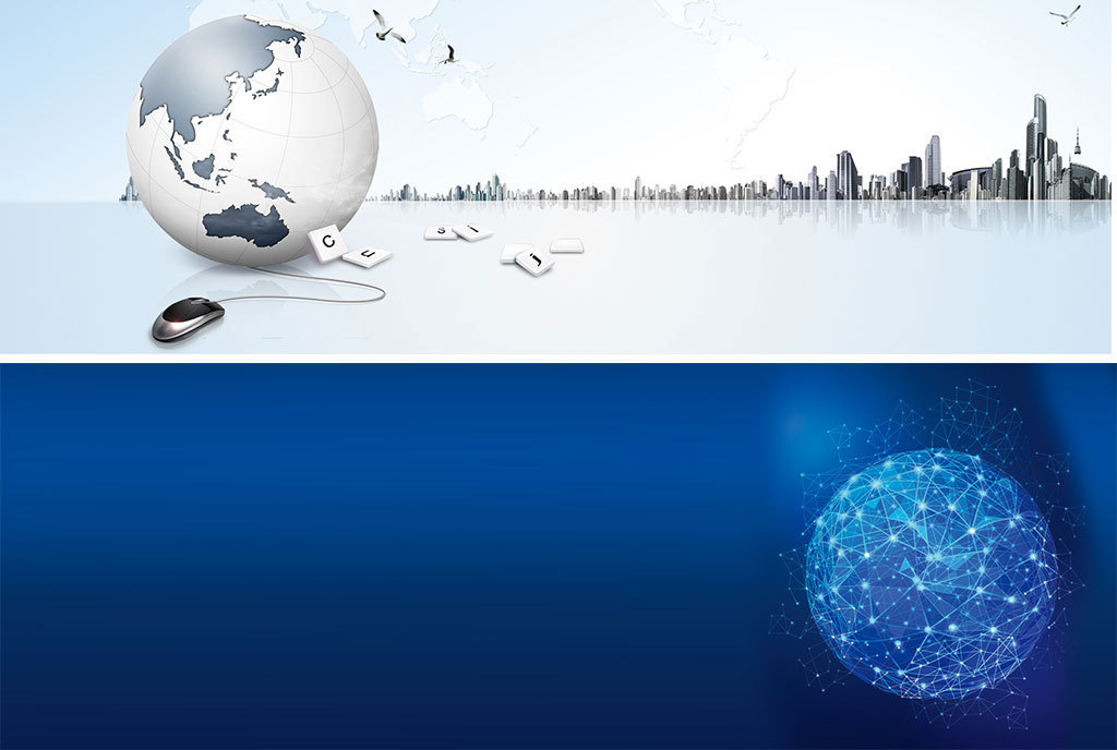 互联网蓝色科技企业办公商务背景设计图片素材_高清(5图片