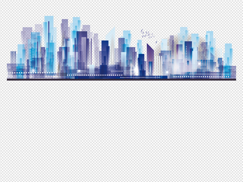 卡通建筑建筑设计手绘建筑欧美建筑大厦大楼上海楼宇卡通小房子